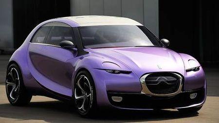 Citroën Révolte